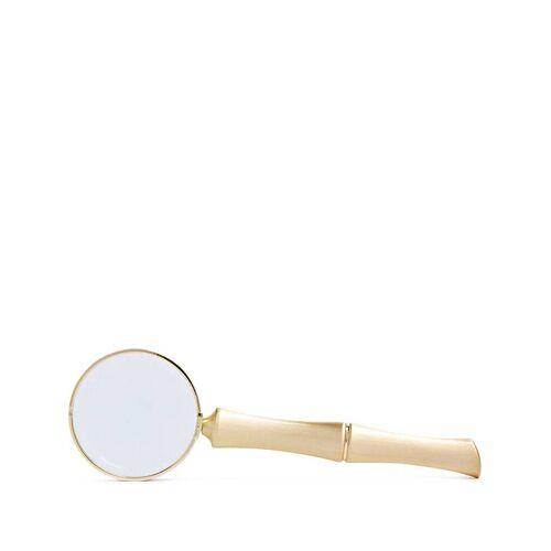 L'Objet Vergrößerungsglas aus Bambus - Gold Unisex regular