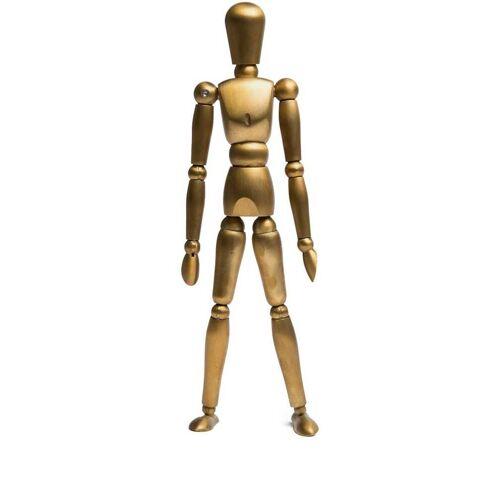 Karen Chekerdjian Studio 'Figure Me' Zeichenpuppe - Gold Unisex regular