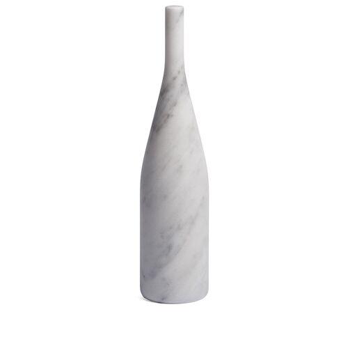 Salvatori 'Omaggio A Morandi' Flasche, 34cm - Weiß Unisex regular