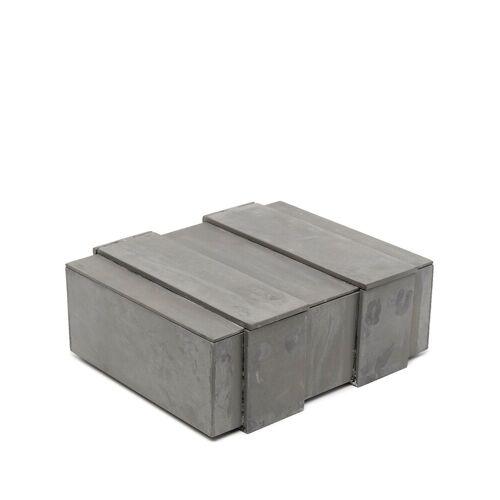 Parts of Four 'Box-1' Aufbewahrungskoffer - Grau Unisex regular