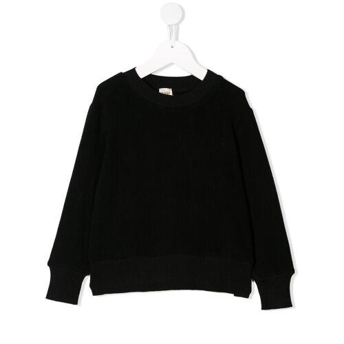 Caffe' D'orzo 'Elodea' Pullover - Schwarz Female regular