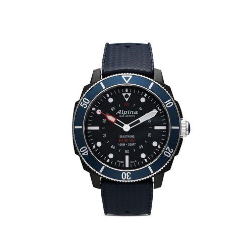 Alpina 'Seastrong Horological' Smartwatch, 44mm - BLUE Female regular