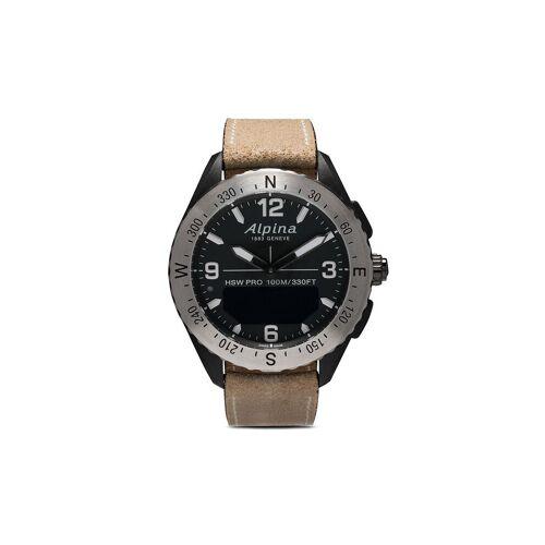 Alpina 'AlpinerX' Smartwatch 45mm - BLACK Male regular