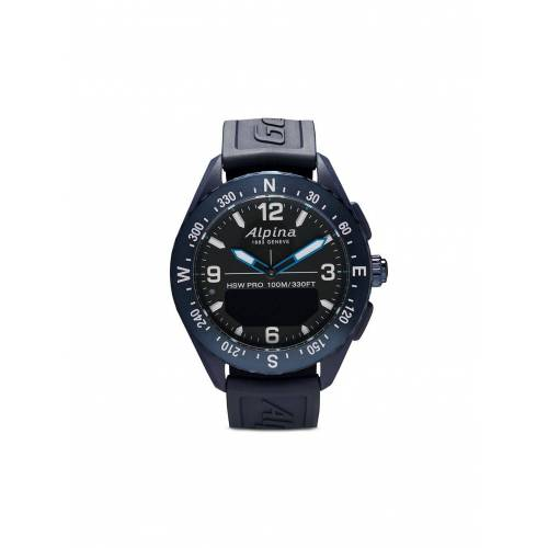 Alpina 'AlpinerX' Smartwatch 45mm - BLUE Male regular