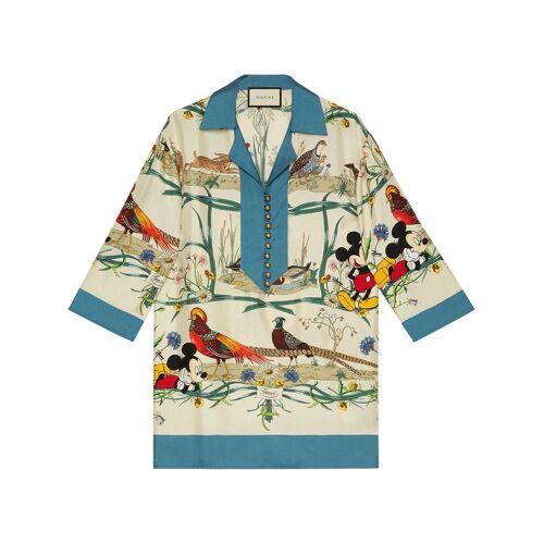 Gucci x Disney Pyjama-Hemd - Nude Unisex regular
