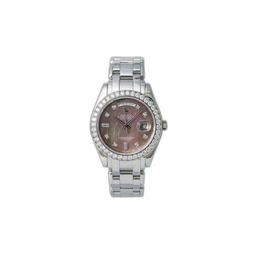 Rolex 2001 pre-owned Day-Date Armbanduhr, 39mm - Silber Unisex regular