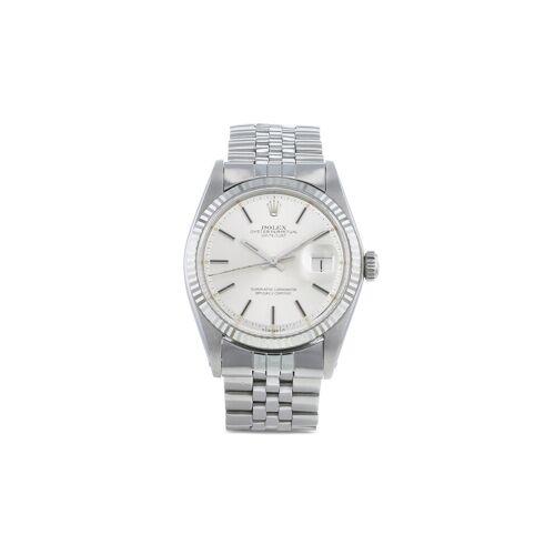 Rolex 1976 Pre-owned Datejust 36mm - Silber Female regular