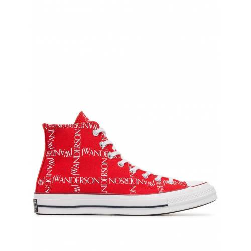 JW Anderson x JW Anderson Sneakers - Rot Female regular