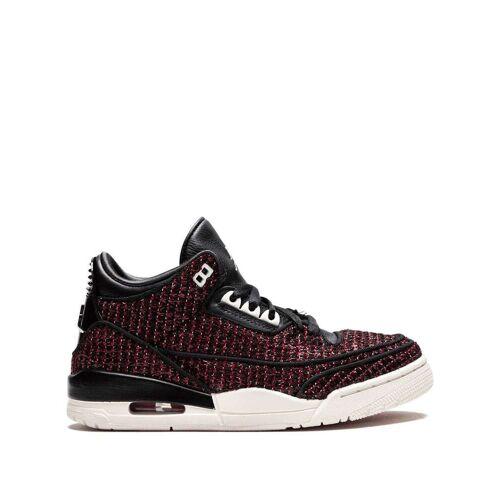 Jordan 'Air Jordan 3' Sneakers - Rot Male regular