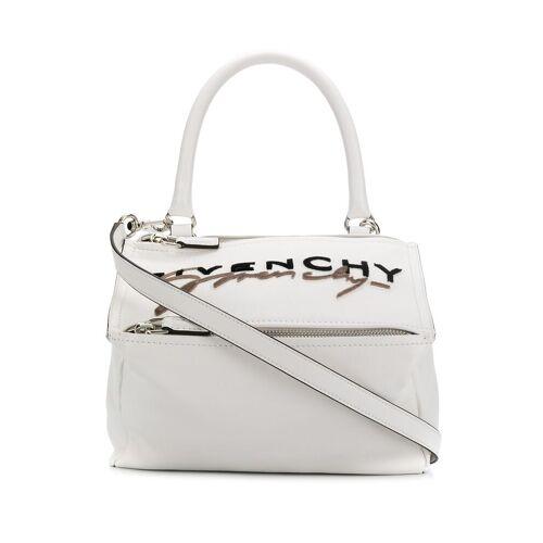 Givenchy Umhängetasche mit Logo - Weiß Male regular