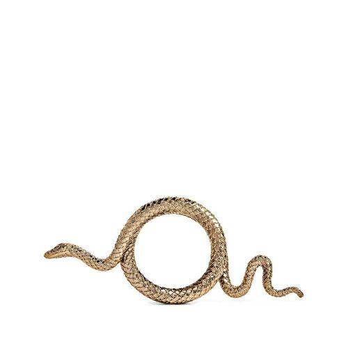 L'Objet 'Snake' Vergrößerungsglas - Gold Unisex regular