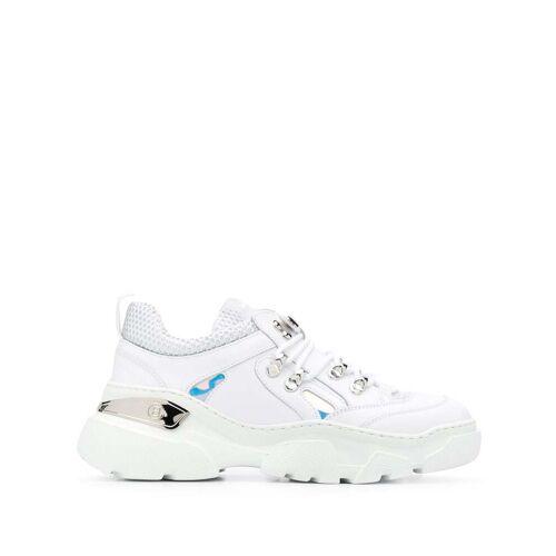Baldinini Sneakers mit dicker Sohle - Weiß Female regular