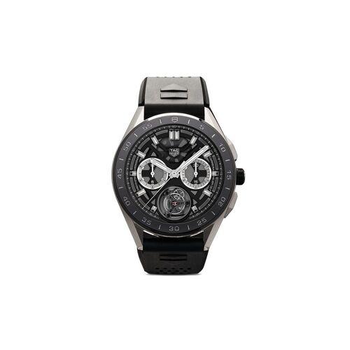 TAG Heuer 'Connected Modular' Smartwatch, 45mm - BLACK Female regular