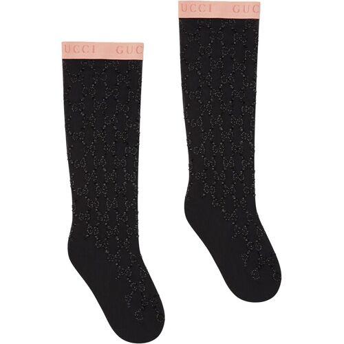 Gucci Socken mit GG - Schwarz Male regular