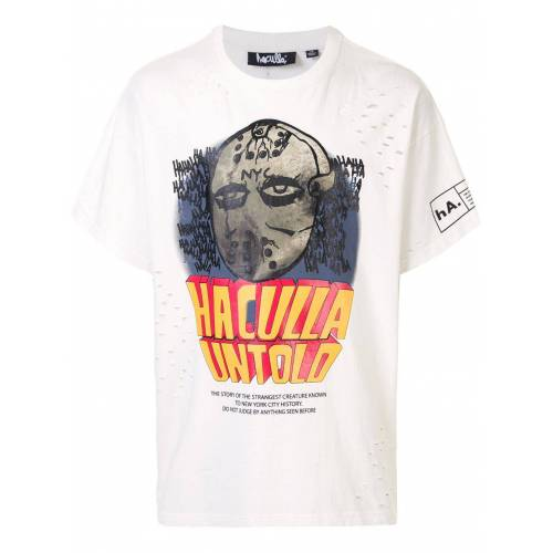 Haculla 'Haculla Untold' T-Shirt - Weiß Male regular