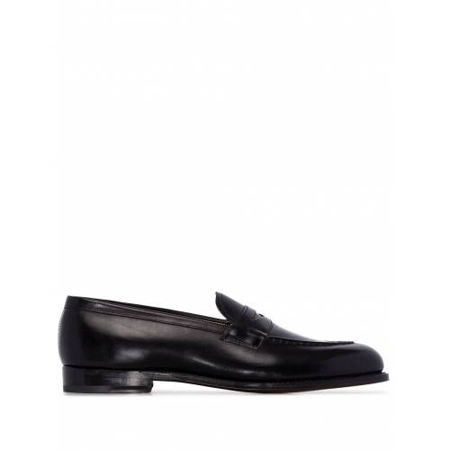 Grenson 'Lloyd' Loafers - Schwarz Male regular