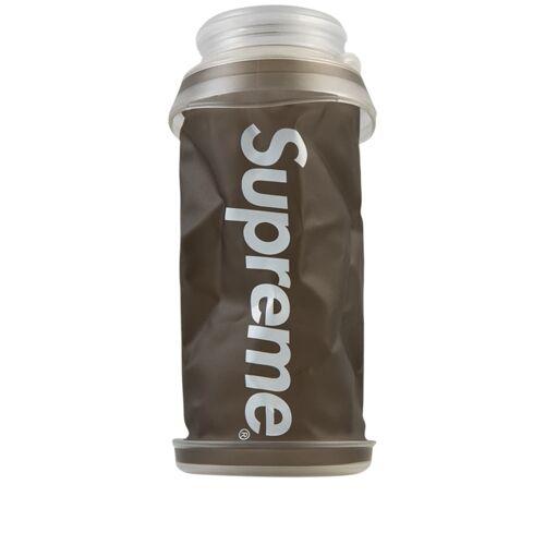 Supreme 'Hydrapak Stash' Wasserflasche, 1l - Schwarz Male regular