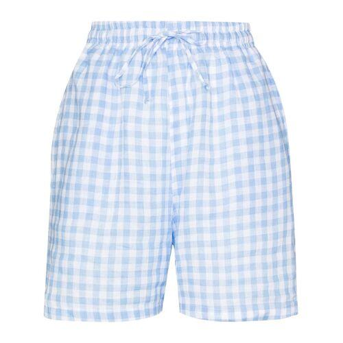 Frankies Bikinis Lou Shorts - Blau Male regular
