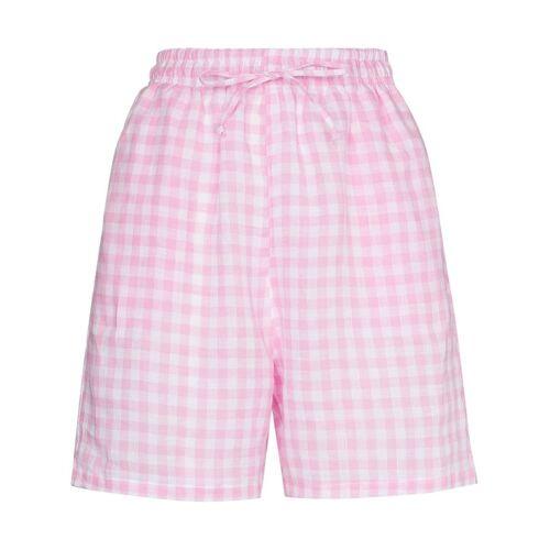 Frankies Bikinis Lou Shorts - Rosa Male regular