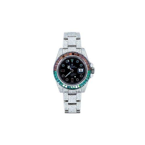 Rolex x 777 Rolex GTM Master II 50 Year Anniversary 40mm - Schwarz Female regular