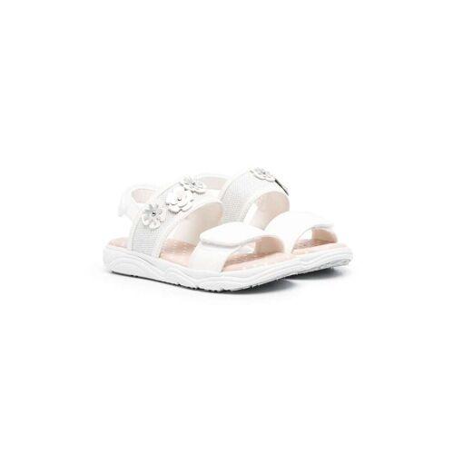 Geox Kids Sandalen mit Riemchen - Weiß Male regular