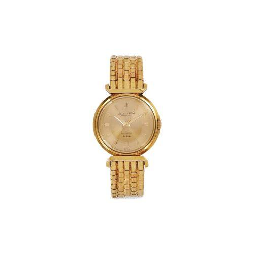 IWC Schaffhausen Pre-owned De Luxe 35mm - Gold Male regular