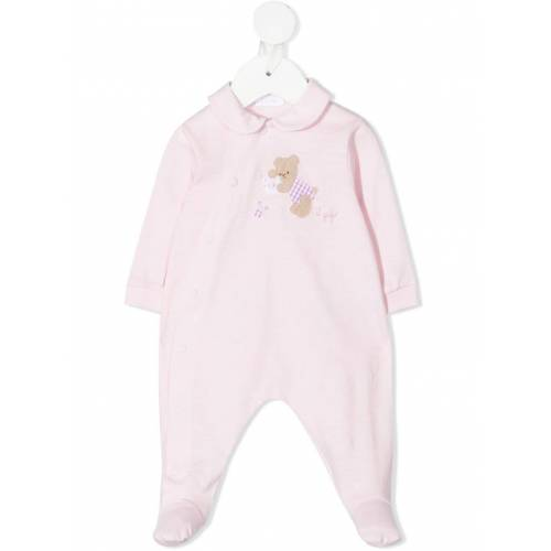 Il Gufo Pyjama mit Teddy - Rosa Female regular