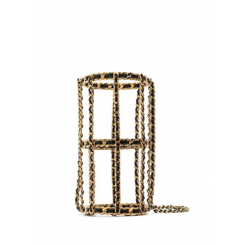 Chanel Pre-Owned 1994 Flaschenhalter - Gold Male regular
