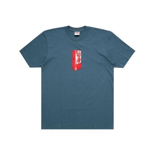 Supreme Payphone T-Shirt - Blau Male regular