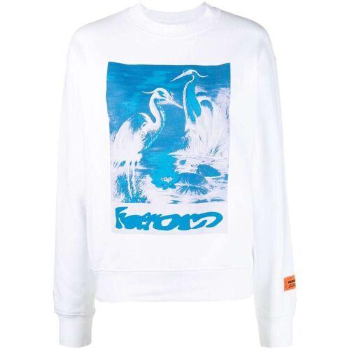 Heron Preston Captcha Sweatshirt - Weiß Female regular