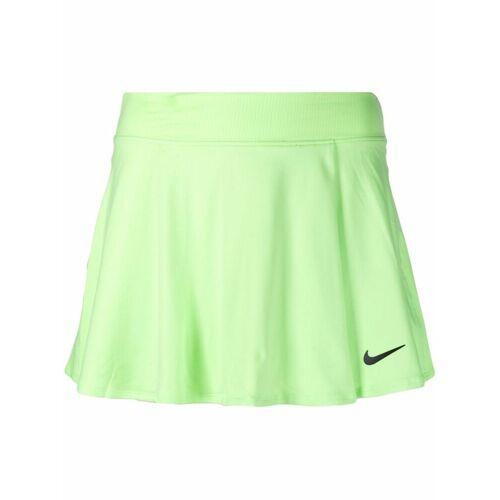 Nike swoosh mini tennis skirt - Grün Female regular