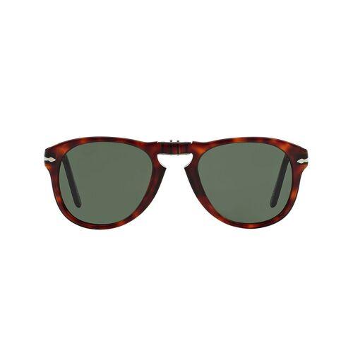 Persol Faltbare Sonnenbrille - Braun Male regular
