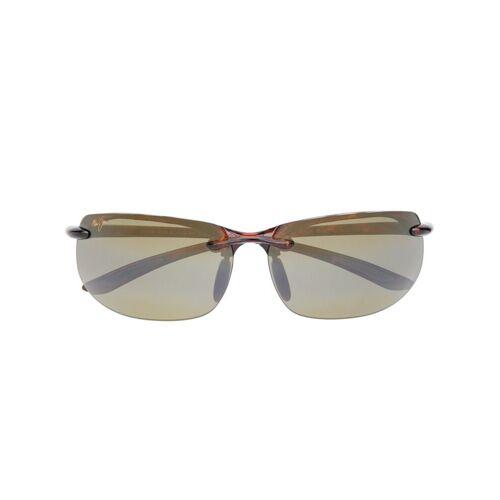 Maui Jim Rahmenlose 'Banyans' Sonnenbrille - Rot Male regular