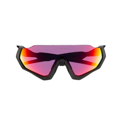 Oakley Sonnenbrille mit durchgehendem Glas - Schwarz Female regular
