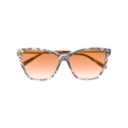 Missoni Cat-Eye-Sonnenbrille - Braun Male regular