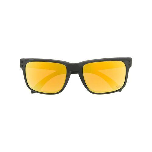 Oakley Futuristische Sonnenbrille - Grau Male regular