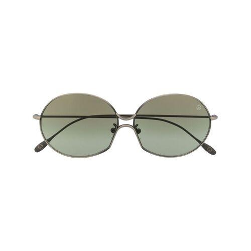 Cutler & Gross Kingsman Sonnenbrille - Grau Male regular