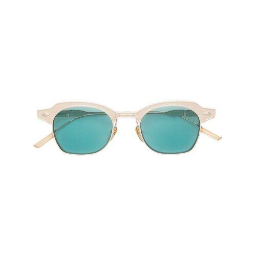 Jacques Marie Mage Eckige Dausmenil Sonnenbrille - Grün Male regular