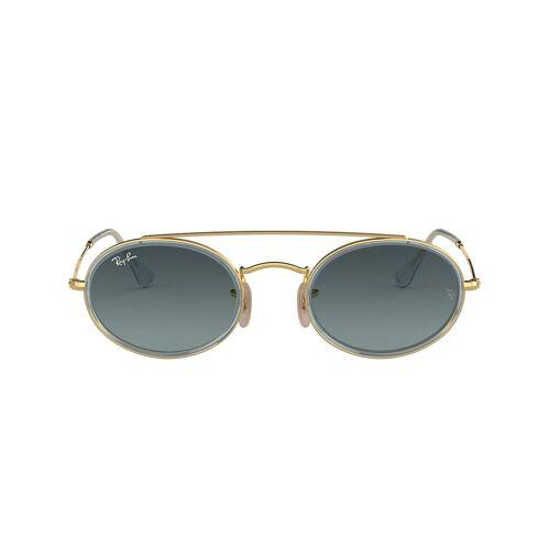 Ray-Ban Sonnenbrille mit Doppelsteg - Metallisch Unisex regular