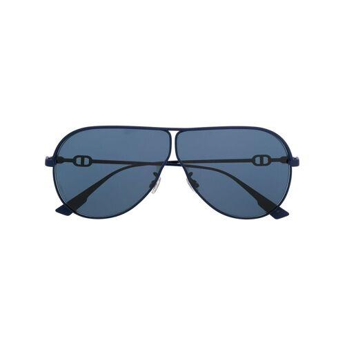 Christian Dior Eyewear 'DiorCamp' Pilotenbrille - Blau Unisex regular