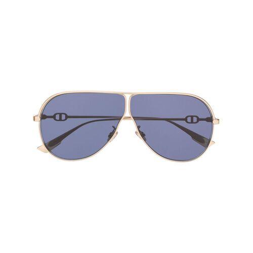 Christian Dior Eyewear 'DiorCamp' Sonnenbrille - Blau Female regular