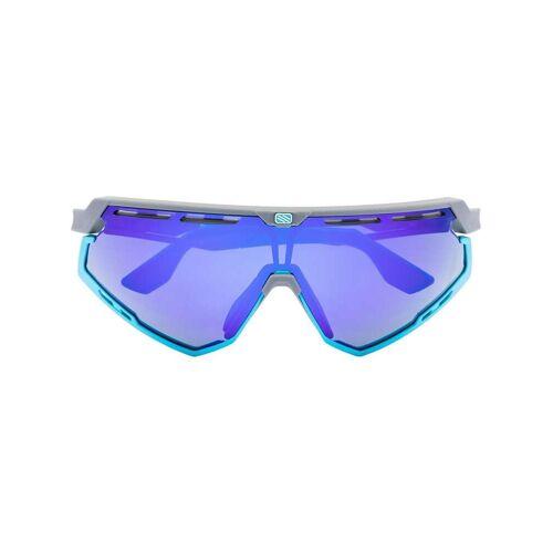 Pro-Ject Rudy Project Futuristische Oversized-Sonnenbrille - Grau Female regular