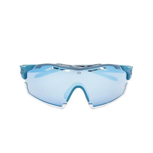 Pro-Ject Rudy Project Futuristische Oversized-Sonnenbrille - Blau Female regular