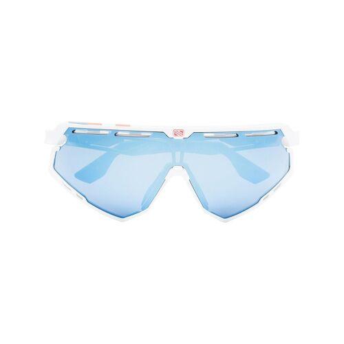 Pro-Ject Rudy Project Futuristische Oversized-Sonnenbrille - Weiß Female regular
