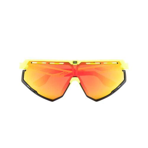Pro-Ject Rudy Project Futuristische Oversized-Sonnenbrille - Gelb Female regular