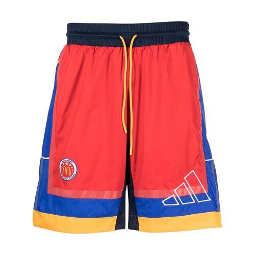 Adidas x McDonalds Shorts - Rot Male regular
