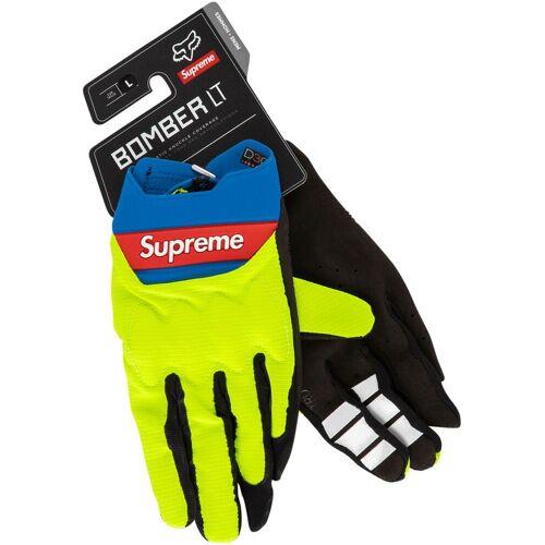 Supreme Supreme x Fox Racing 'Bomber LT' Handschuhe - Grün Male regular
