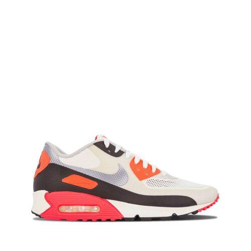 Nike 'Air Max 90 Hyperfuse Infrared' Sneakers - Weiß Unisex regular