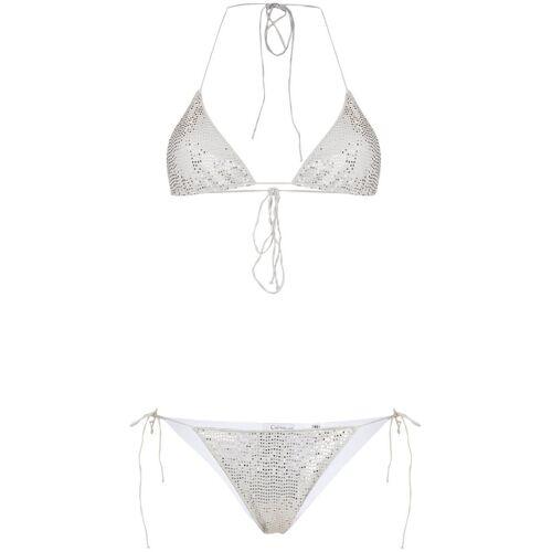 Oséree Disco Bikini - Silber Male regular