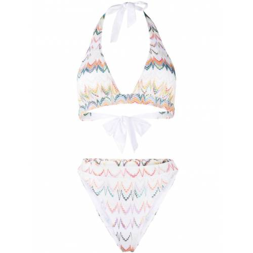 Missoni Mare 'Onda' Bikini - Weiß Female regular